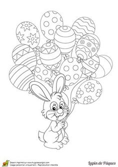 Easter Coloring Pages Easter Coloring Sheets, Easter Colouring, Colouring Pages, Adult Coloring Pages, Coloring Pages For Kids, Coloring Books, Egg Coloring, Easter Art, Easter Crafts For Kids