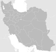 Provincies van Iran - Wikipedia