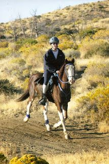 Endurance Horse Conditioning - Thoughts on Riding for Distance versus Time