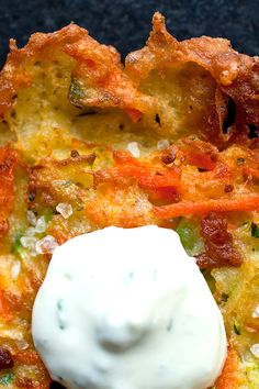 This recipe is by Melissa Clark and takes 1 hour. Zucchini and Carrot Fritters with Yogurt-Mint Dip Dip Recipes, Summer Recipes, Appetizer Recipes, Cooking Recipes, Dinner Recipes, Nytimes Recipes, Holiday Appetizers, Melissa Clark, Diced Carrots
