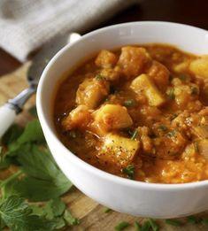 Суп с красной чечевицей | Веганские рецепты | Яндекс Дзен
