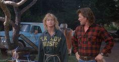 Kurt Russell and Goldie Hawn Watching Overboard Movie | POPSUGAR ...