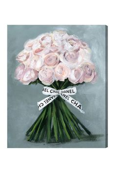 The Perfect Bouquet Canvas Art by Oliver Gal Gallery on @HauteLook