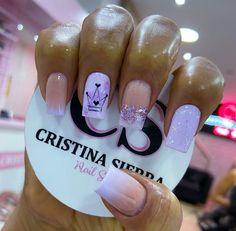 Cute Nail Art, Cute Acrylic Nails, Cute Nails, Neon Nails, Trendy Nails, Short Nails, Nail Arts, Nails Inspiration, Nail Designs