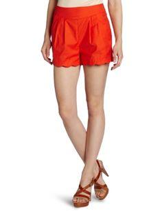 Corey Lynn Calter Women's Misha Shorts, Mandarine, 8 CoreyLynnCalter,http://www.amazon.com/dp/B0061LYZX0/ref=cm_sw_r_pi_dp_Pa84qb1ZYWKJY3YB