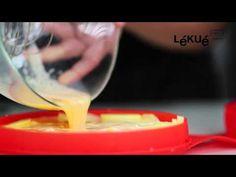 ▶ Lékué TV | SpanishOmelette | Recipe: Spanish omelette - YouTube