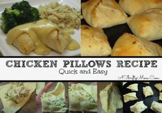chicken pillow recip