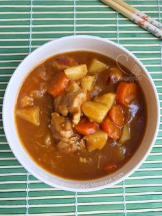Japanese Curry Roux Japanese Cooking Japanese Curry Pork And Apple Recipe
