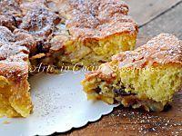 Torta di mele al cucchiaio sofficissima   Arte in Cucina