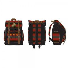 Harry Potter Rucksack – A perfect gift for yourself or the Harry Potter fan in your life. Officially Licensed – One Size Fits All.