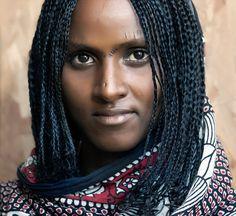 Bilen girl from Eritrea