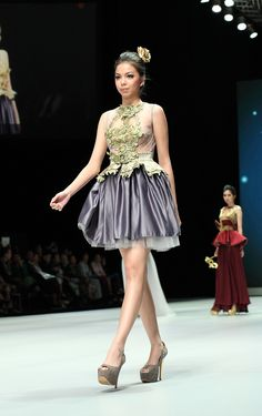 IFW 2013 # 219 Ayu Dyah Andari – Aura of Elegancy Indonesia Fashion Week, Muslim Fashion, Formal Dresses, Dresses For Formal, Formal Gowns, Formal Dress, Gowns, Formal Wear, Moslem Fashion