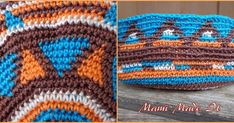 Friendship Bracelets, Blanket, Knitting, Punch, Crocheting, Backpacks, Free Pattern, Knitting And Crocheting, Tutorials