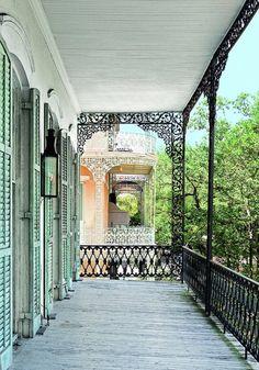 Balcón, Nueva Orleans, Louisiana foto por magnolia