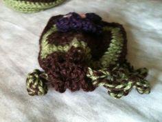 Crochet Soap Bag