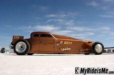 Vintage Salt Flat Race Cars | ... Salt Flats: Speed Week Modifieds Bonneville Salt Flat Modified Racing
