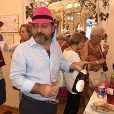#bererosa 2017 #palazzobrancaccio #roma #cucinaevini #dAraprì #enjoydarapri #rosè