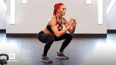 Monster Monday At-Home HIIT Workout: FYR: Hannah Eden's 30 Day Fitness Plan by RSP - YouTube