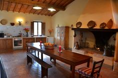 Classic Italian Kitchen