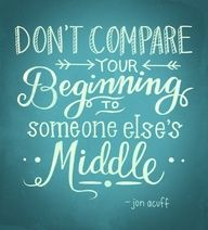 (via design is mine: isn't it lovely?: THOUGHT OF THE DAY: COMPARISON.)