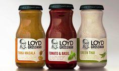 New safety cap for Loyd Grossman jars