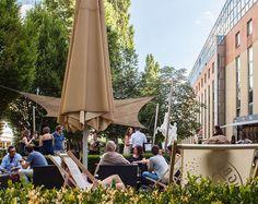 Sommer-Afterwork in Wien Urban City, Outdoor Decor, Vienna, City, Vacation, Garten