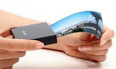 Flexible Screens To Hit The #Wearables This Year   #Tech