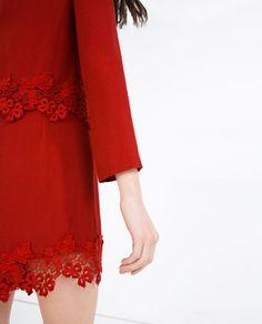 Immagine 6 di TUTA MANICHE LUNGHE di Zara