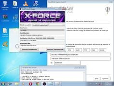 crack corel x7 32 bits