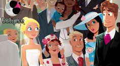 #SabíasQue muchas parejas prefieren el #DíaDelAmor para casarse? www.conamoreclipse.com