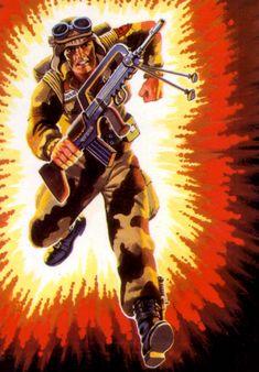G.I. Joe Dusty