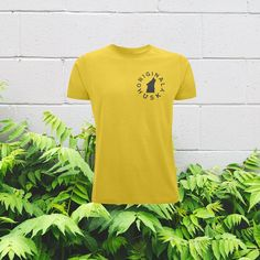 Get ready for the summer with our favourite Circle TEE. Organic Tee - Minimalistic Design. Eco-Friendly - Equality- Premium 100% Organic Tee