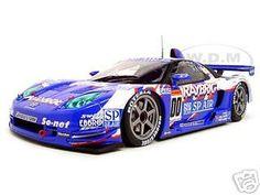 2003 JGTC HONDA NSX RAYBRIG 1:18 DIECAST MODEL CAR BY AUTOART 80398 #AUTOart #Honda