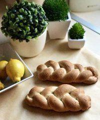 Fonott kalács Szafi Reform kenyér és péksütemény lisztkeverékből Paleo, Pudding, Eggs, Breakfast, Desserts, Food, Breakfast Cafe, Tailgate Desserts, Deserts
