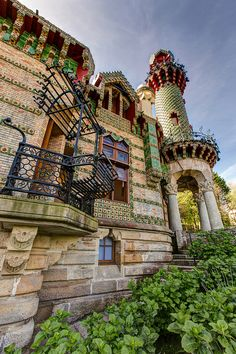 Park Güell, Barcelona - Main Entrance ~~
