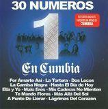 30 Numero 1 en Cumbia [CD], 14230943