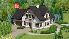 Home Design Plans, Plan Design, Design Ideas, Flat House Design, Casas Country, Japanese Garden Design, Bungalow House Plans, Micro House, Sims House