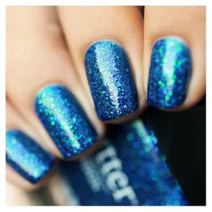 **butter LONDON - Inky Six (Rock Your Colour Collection Fall 2013) / PShiiit