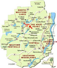 Adirondacks-camped at Tupper Lake and explored Lake Placid Adirondack Park, Adirondack Mountains, Lac Champlain, Tupper Lake, Hiking Club, Saranac Lake, Lake George Village, Winter Hiking, I Love Ny