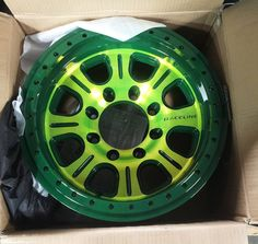 Green Monsters, Wheels And Tires, Garage, Car, Painting, Accessories, Instagram, Carport Garage, Automobile