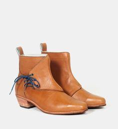 Venice Boot | Wootten Melbourne made custom order shoes.