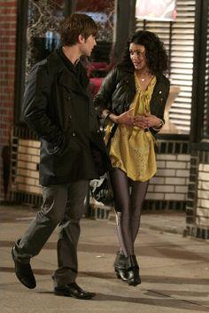 Lieblich Gossip Girl Season 1. Nate Archibald, Vanessa Abrams.