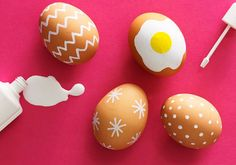 Clinton Kelly's office supply Easter eggs: Make these with wife-out!