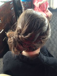 Hair styling and airbrush makeup company in Houston Texas