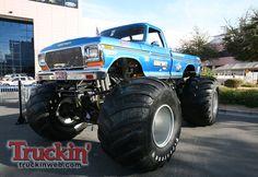 Bigfoot - ford, monster, truck, bigfoot