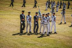 PMA Cadets Marching  Philippine Military Academy  Baguio City, Philippines  http://www.avianquests.com/2017/03/myths-uncovered-about-photographing.html
