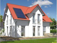 Lichthaus 112 - #Einfamilienhaus von Town & Country Haus Lizenzgeber GmbH | HausXXL #Massivhaus #Energiesparhaus #klassisch #Satteldach