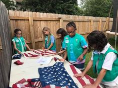 Girl Scout Troop 626 Retires Flags for Bronze Award Project Brownie Girl Scouts, Girl Scout Troop, Bronze Award Girl Scouts, Flag Code, Girl Scout Juniors, Local Library, Service Projects, Military Veterans, Virginia Beach