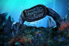 just1day: in just1day create beautiful UNDERWATER animated video intro for $5, on fiverr.com