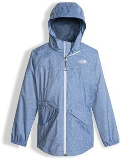 The North Face Girl's Sophie Rain Parka